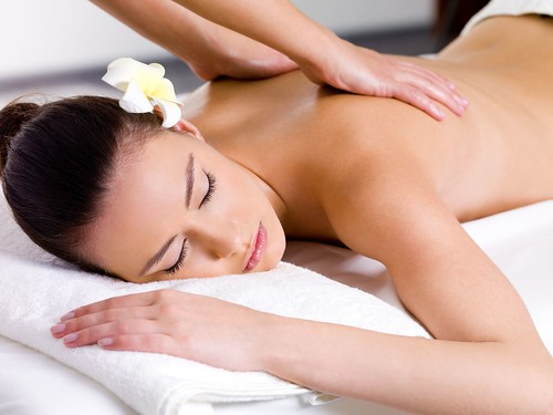 Physical Effects of Body Massage