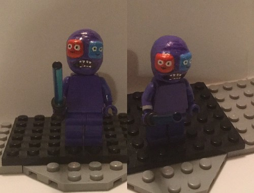 Lego Custom: Trover (Trover Saves the Universe)