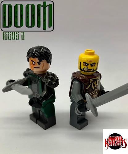 MKSG Doom - Issue #3