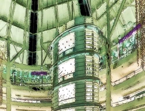 Malaysia - Kuala Lumpur - Petronas Twin Towers - 36dbb