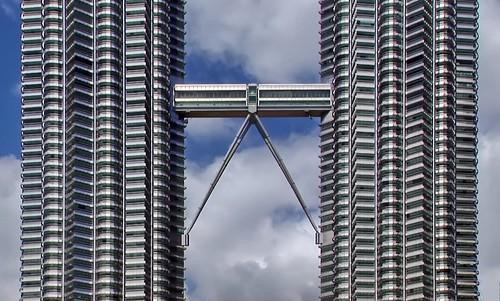 Malaysia - Kuala Lumpur - Petronas Twin Towers - 34