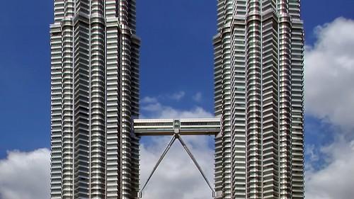 Malaysia - Kuala Lumpur - Petronas Twin Towers - 32