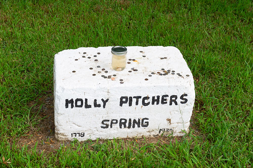 Molly Pitcher Spring