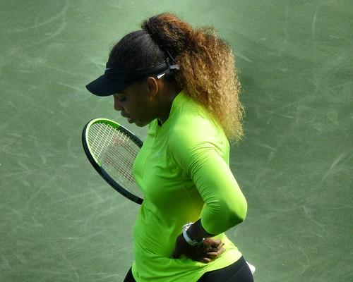 Serena Williams @ US Open @ USTA, Queens (26)