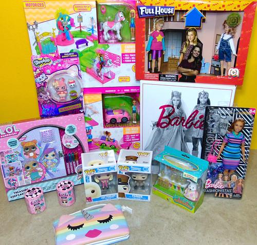 Doll Haul Aug. 21, 2019 (Barbie, Funko, LOL)