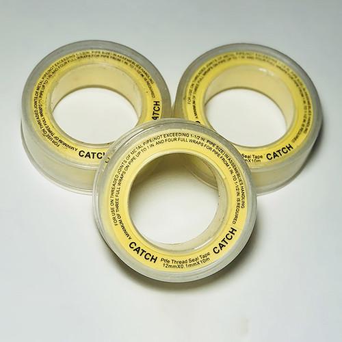 Specs: Width:12mm Thickness:0.075mm Length:10m Density:0.