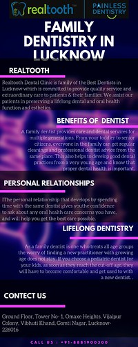Family Dentistry in Lucknow