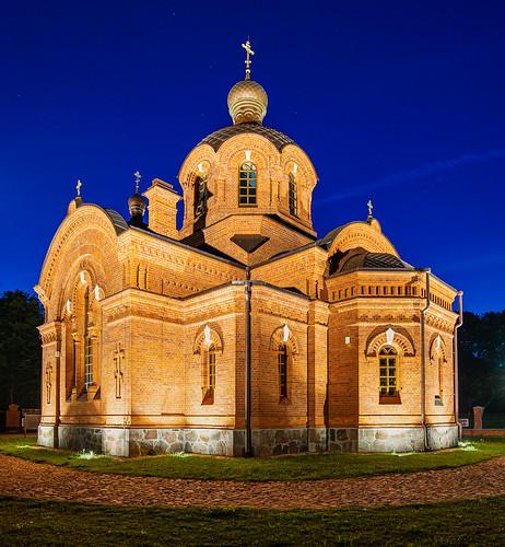 Orthodox Church of St. Nicholas, Białowieża, Poland