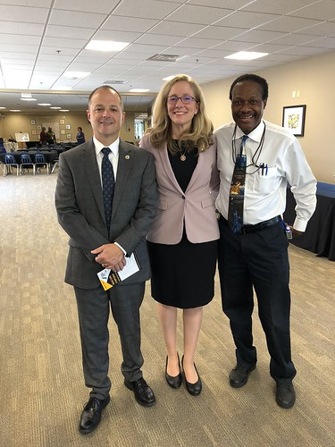 Spanberger Speaks With Emergency Management Teams at Mass Care Symposium