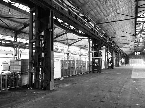 Königlich Württembergischen Eisenbahnwerkstätten in Esslingen