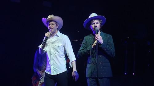 Beck (2019 The Night Running Tour) - Beck Hansen (Bek David Campbell)