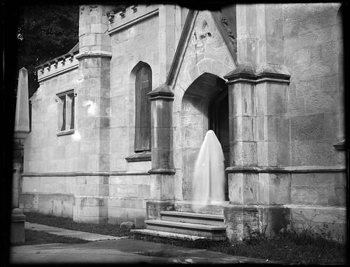 Spirit at the chapel