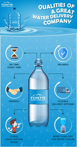 Qualities of a Great Water Delivery Company
