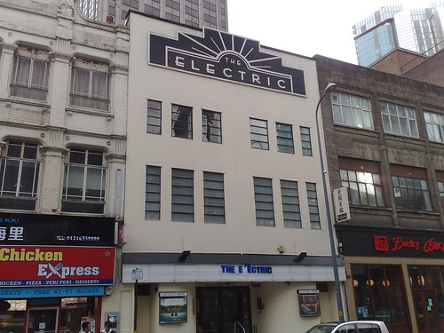 Electric Cinema, 47-49 Station Street, Birmingham