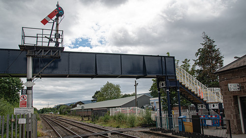 Lower Quadrant Signal, Abergavenny, 11  July 2019 (3)
