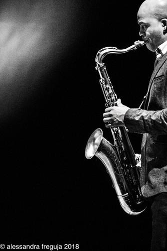 Wayne Escoffery Quartet-3985