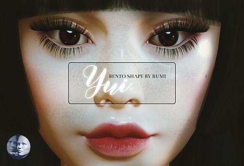 Yui Bento Shape (Genus/Baby/Maitreya)
