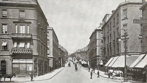 Park Street Bristol - H B & S - postmark 1905