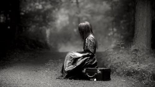 The Girl In Grey