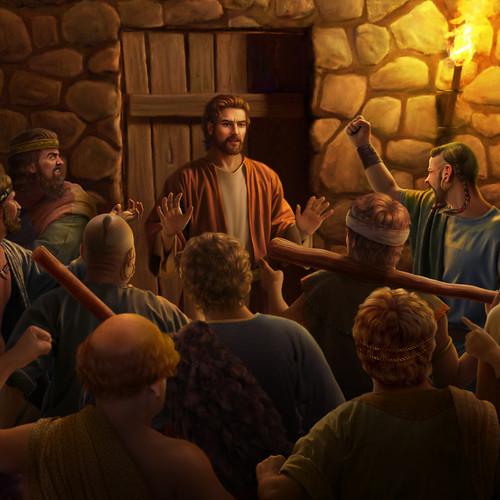 Katiwalian ng Sodoma: Nagpapasiklab ng Galit sa Tao, Nagdudulot ng Pagkapoot sa Diyos