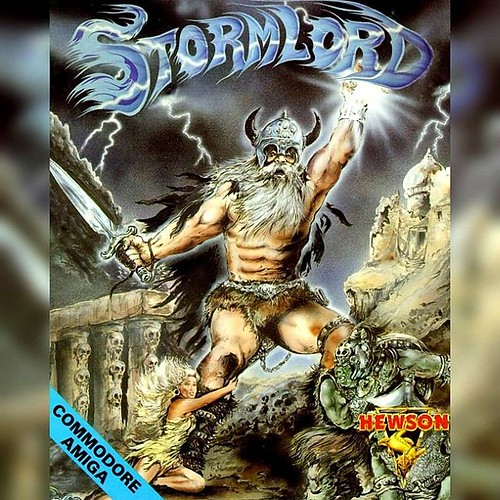 Things are getting dangerous!!!💀 ⭕Stormlord is a puzzle solving action-platform video game by Hewson Consultants. 👉Vote for this or other games! retroconsole.xyz/video-games-1989 ⭕Badh the queen has imposed a terrible vengeance on th