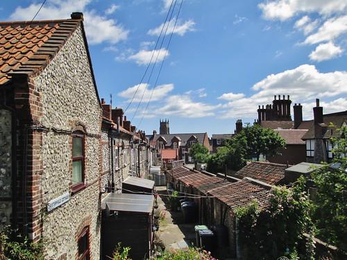 Cromer, Norfolk, England.