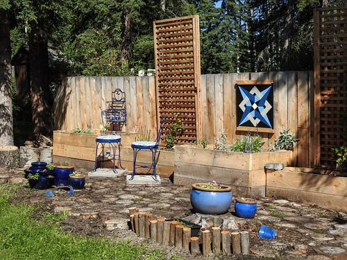 06 The Blue Garden, Akesi Farms