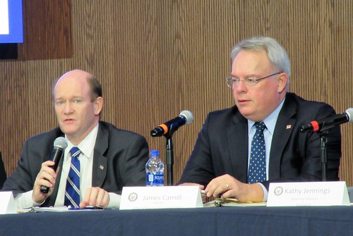 Opioid Crisis Roundtable Hosted by Sen. Coons