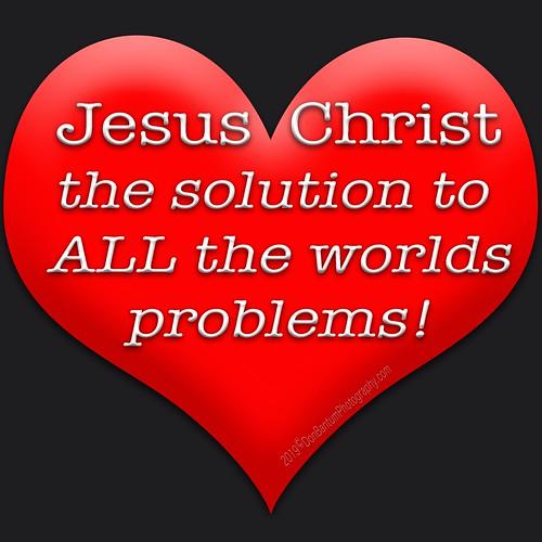Jesus the Solution