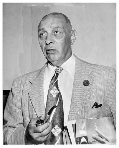 E. B. Henderson calls hearing 'Gestapo-type': 1957