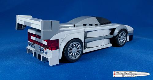 Platinum Bullet MK VII (rear)
