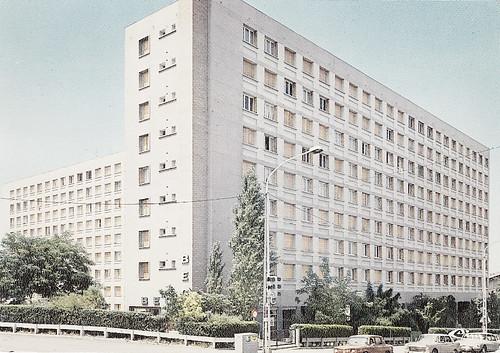 VILLEURBANNE 69 - Résidence Clairefontaine à CUSSET HLM Immeubles Résidence