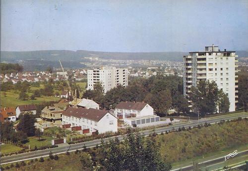 St. Ingbert Saar- Teilansicht