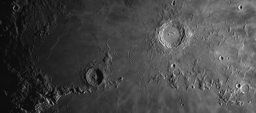 Perfect craters