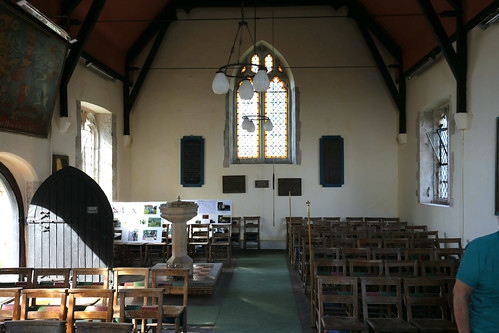 St Mary the Virgin, Ebony, Reading Street, Kent