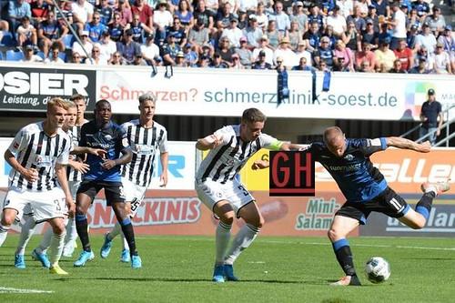 SC Paderborn 1-3 SC Freiburg