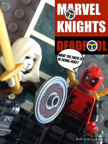 Marvel Knights: Deadpool, Issue Six