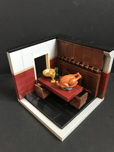 Clue(do) supplemental: The Dining Room