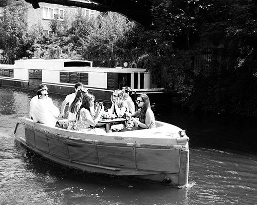 338 of Year 5 - Cruising the Regents Canal