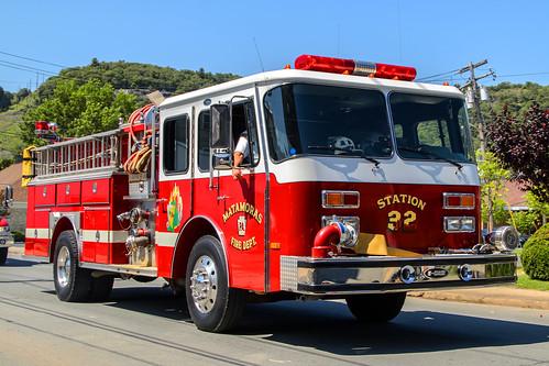 Matamoras Engine 32 Emergency-One_1275