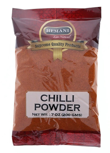Add some masala to your life with red chilli powder