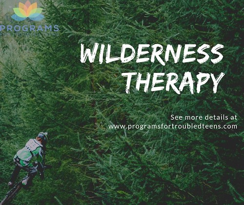 Wilderness Therapy - Programs For Troubled Teens