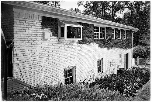 We're Painting the House White | Red Oak Park neighborhood | Marietta, GA | Part III