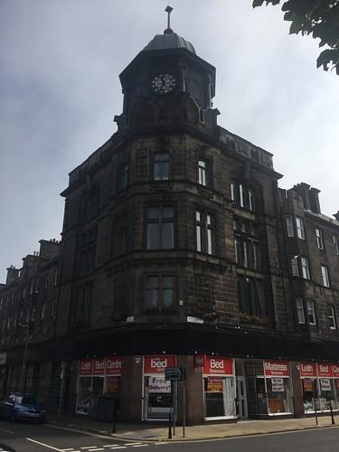 Former Leith Provident Co-operative Society premises, Leith, Edinburgh