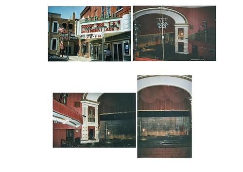 Angola Indiana - The Brokaw  Theatre  - The Strand  Theatre