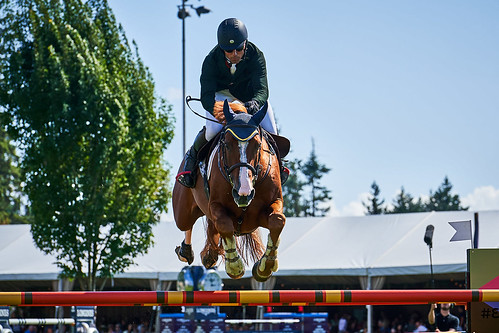 2019 Longines FEI Jumping World Cup™ Vancouver III