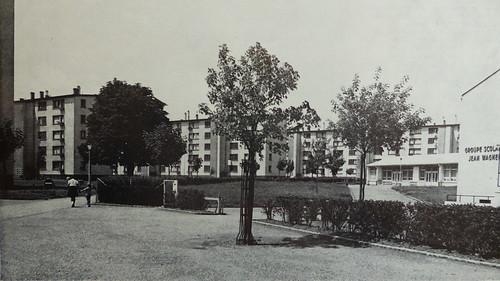 31 Mulhouse @ Cité moderne HLM  jEAN WAGNER