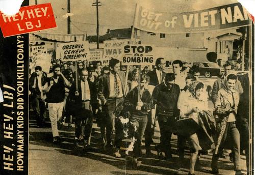 Hey, Hey, LBJ; How many kids did you kill today?: 1967 ca.