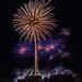 A Fantastic firework display closes the Edinburgh International Festival 2019.