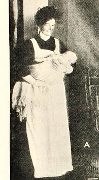 This image is taken from Page 105 of Feeding and care of baby